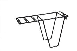 Steco gepäckträgerverlängerung Tas-mee Stahl schwarz