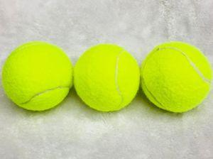 6X Filmer Tennisball Tennisbälle Spielball Training Bälle Tennis Trainer