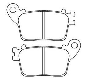 FERODO 586-2221 sinter disc brake pad FDB2221 ST
