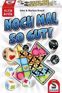 Schmidt 49365 Noch mal so gut Ein Spiel mit Würfel ab 8 Jahren
