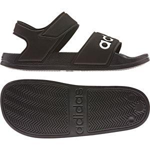 adidas Adilette Sandale Kinder - schwarz/schwarz 33