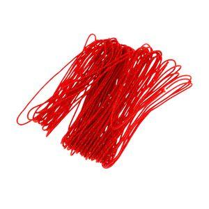 Spannseil Reflektierende Zeltleinen Abspannleine Zelt Schnur, blau rot