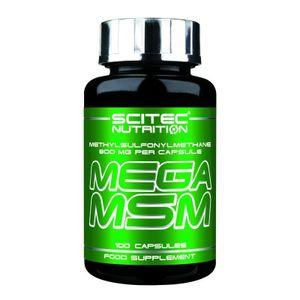 Scitec Nutrition Mega MSM, 100 Kapseln Dose