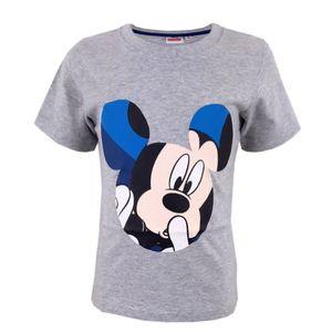 Disney Mickey Maus T-Shirt Grau - Größe 128