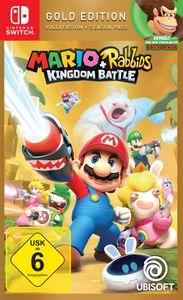 Mario + Rabbids - Kingdom Battle (Gold Edition) - Nintendo Switch