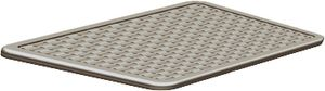Rotho 364775 Deckel zu Korb &quot Country&quot A4 cappuccino 37,5 x 28,5 x 1,5 cm