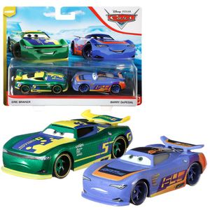 Auswahl Doppelpack | Disney Cars | Fahrzeug Modelle 2020 | Cast 1:55 | Mattel, Typ:Eric Braker & Barry DePedal