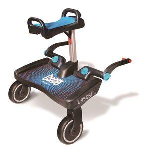 BUGGY BOARD BuggyBoard Maxi+ blau mit Saddle blau