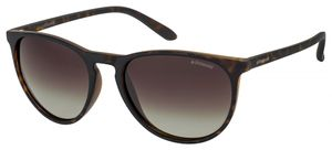 Polaroid sonnenbrille 6003/N/S DL5/WJ uni geflammt dunkelbraun