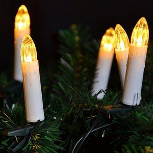 LED Weihnachtsbaumbeleuchtung 20er innen warmweiß XI11603