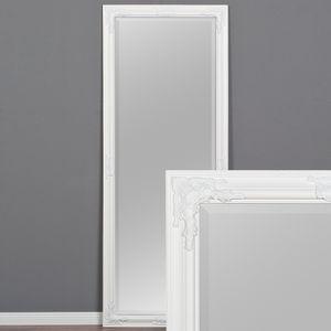Spiegel BESSA barock pur weiß 180x70cm