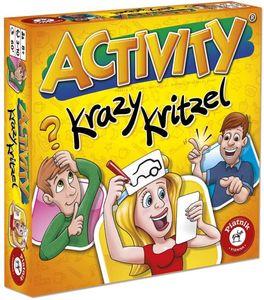 Piatnik 6063 Activity Partyspiel Krazy Kritzel