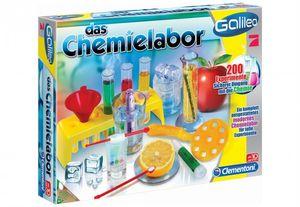 Das Chemielabor (Experimentierkasten)