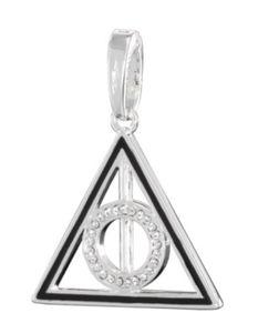 Noble Collection Harry Potter Anhänger für Lumos Bettelarmband Heiligtümer des Todes NOB1028