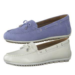 Tamaris Damen Schuhe Slipper Ballerinas 1-24603-26, Größe:40 EU, Farbe:Weiß