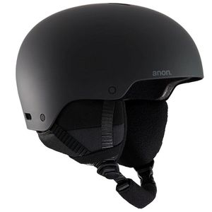 Anon Women Greta 3 Snowboard/Ski/Skate Helm - Black Größe S 52-55 CM