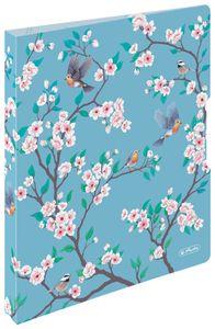 "Herlitz Ringbuch easy orga to go DIN A4 Ladylike ""Birds"" 2-Ring"