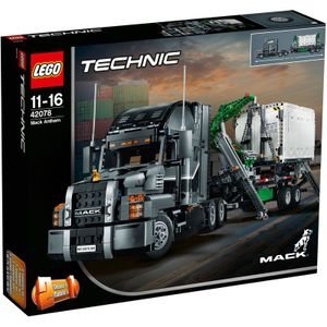 LEGO® Technic Mack Anthem, 42078