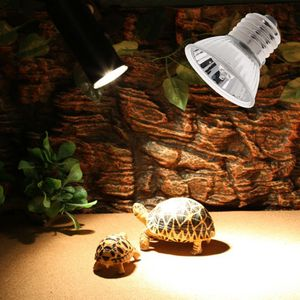 3 Stü 50W E27 UVA + UVB Glühbirne Reptil Pet Terrarium Brooder Heizungslampe Für Reptilien, Eidechse, Schildkröte, Snak, Aquarium