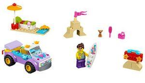 Lego 10677 Juniors - Strandausflug