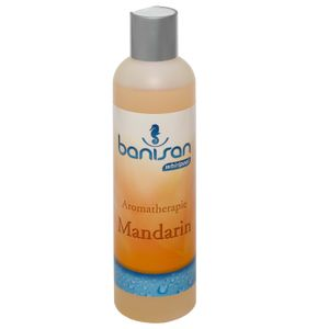 Banisan Badezusatz Mandarin Aromatherapie, 250 ml