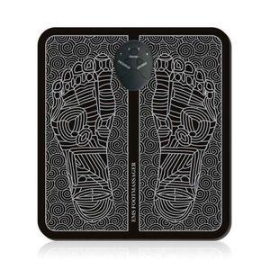 Elektrisches Fußmassagegerät Niederfrequenz-Pulsmuskel EMS-Technologie Fußmassagekissen EMS Beinumformendes Fußmassagegerät