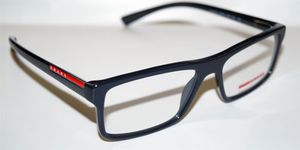 PRADA Brillenfassung Brillengestell Eyeglasses Frame 0PS 04GV UB11O1 Gr. 53