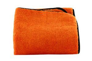 2x Liquid Elements Orange Baby Trockentuch 60x40 cm