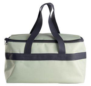 Kühltasche, Picknicktasche Premium 14 Ltr., 33x21x20,5cm, faltbar, hellgrün