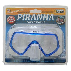 Best Sporting Kinder Tauchmaske Piranha, bis zu 44 cm Kopfumfang