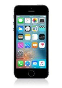 Apple iPhone SE mit 128 GB space grau