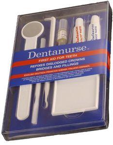 Dentanurse Dental Zahnreparatur Notfall Kit für Fernreise