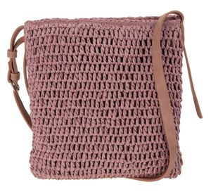 CINQUE Veronica Crossover Bag Rose