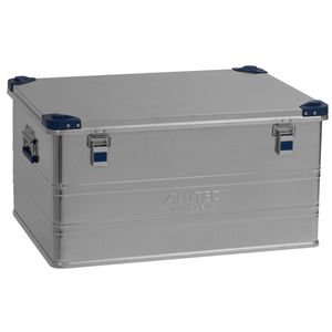 Alutec Transportkiste INDUSTRY 157 - Aluminium Box 157 Liter mit Deckel - 157 Liter