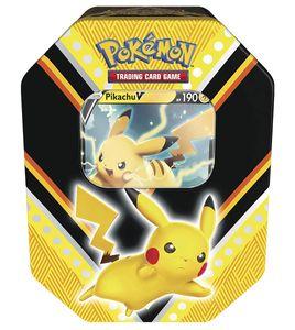 Pokemon Sammelkarten Tin Box V-Power, Charakter:Pikachu-V