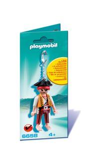 Playmobil 6658 - Schlüsselanhänger Pirat