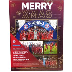 FC Bayern München FCB Schoko Adventskalender 2020, 25946