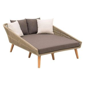 OUTLIV. Avarua Daybed Akazie/Rope Braun|Taupe