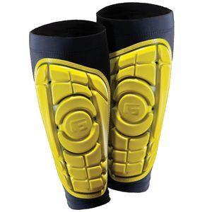 G-FORM Pro-S Schienbeinschoner yellow/black L