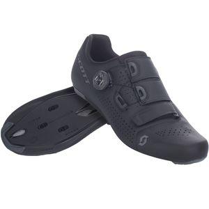 Scott Fahrradschuhe Road Team Boa matt black/dark grey 45 EU