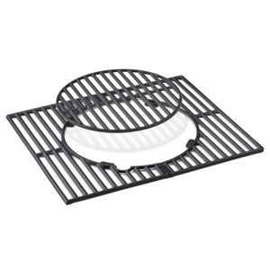 TAINO Flex Platinum/Black 2-/4-/6-Brenner Grillroste Gusseisen Roste Zubehör Gasgrill BBQ