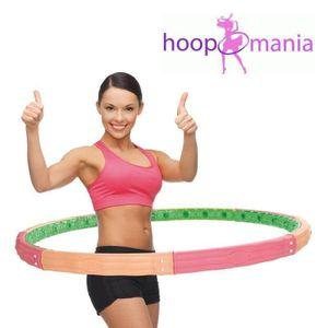 Hoopomania Titan Hoop, Hula Hoop mit 32 Magneten 3.1kg