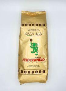 Drago Mocambo Gran Bar Kaffee 1Kg ganze Bohnen