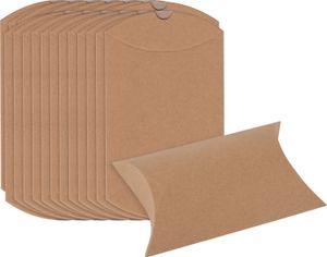 VBS Kraftpapier Faltschachtel,ca. 14x10x3,5cm, 25 Stück