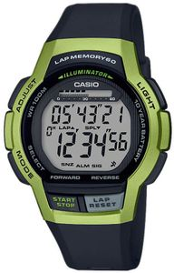 Casio Collection Digitaluhr WS-1000H-3AVEF Unisex Armbanduhr