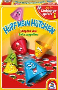 Schmidt Spiele Meine Lieblingsspiele Geschicklichkeitsspiel Hüpf Hütchen 40530