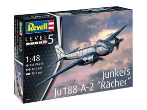 Model do sklejania Junkers Ju188 A-1 Racher