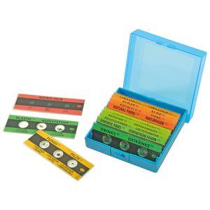 EDUPLAY Mikropräperate, mehrfarbig, 12-teilig (1 Set)