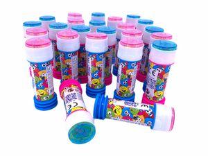 24 x Seifenblasen Mitbringsel Kindergeburtstag Hochzeit Kinder Bubbles