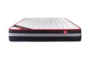 VITALSPRING ZEN matratze 120 x 190 cm, Taschenfedern und Rückstellschaum, Härtegrad 4, Höhe : 26 cm, 5 Komfortzonen